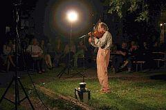 Klaus der Geiger in Marburg 2005